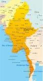 Myanmar Immagine Stock