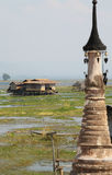 Myanmar Стоковое фото RF