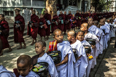 Myanmar Royalty Free Stock Images