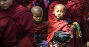 Myanmar Royalty Free Stock Photo