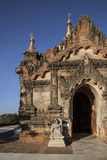 Myanmar, ancient Stupa Royalty Free Stock Photo