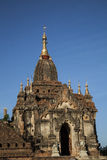 Myanmar, ancient Stupa Royalty Free Stock Photos
