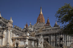 Myanmar. ancient temple Stock Photography