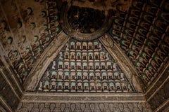 Myanmar Bagan świątyni stupa zdjęcie stock
