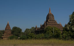 Myanmar, bagan, burma Stock Photo