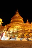 Myanmar Bagan historical site Royalty Free Stock Photos