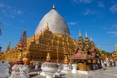 Myanmar bagan tamples lekki birma Obrazy Stock