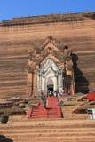 Myanmar Bagan temple Royalty Free Stock Image