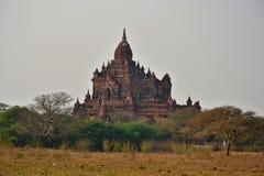 Myanmar Bagan Temple Stupa. Travel through historical places in Myanmar / Birma royalty free stock photography