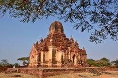 Myanmar Bagan Temple. Travel through historical places in Myanmar / Birma stock image