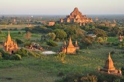 Myanmar: Bagan temples Stock Photos