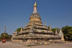 Myanmar Bagan TempleStupa. Travel through historical places in Myanmar / Birma stock photography