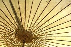 Myanmar, Bagan: Umbrella stock image