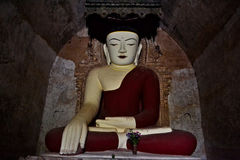 Myanmar Bago Pagoda Temple. Travel through historical places in Myanmar / Birma stock photo