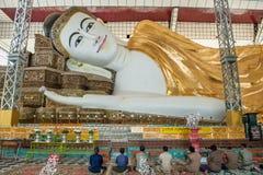 Myanmar beeld Stock Afbeelding