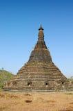 Myanmar (Birma), Mrauk U Tempel Stockfotografie