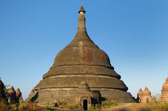 Myanmar (Birma), Mrauk U Tempel Stockbilder