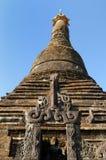 Myanmar (Birma), Tempel Mrauk U, Minkhaung Shwegu Paya Lizenzfreies Stockbild