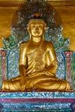 Myanmar Buddha Image Statue Stock Image