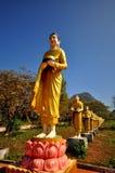 Myanmar buddha Royalty Free Stock Image