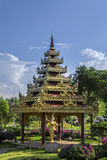 Myanmar building Stock Photography