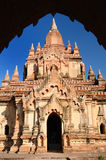 Myanmar (Burma), Bagan Temple's Stock Images