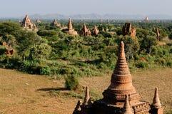 Myanmar (Burma), Bagan Temple's Stock Photo