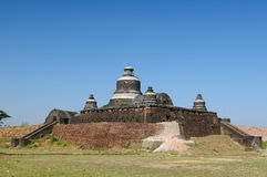 Myanmar (Burma), Mrauk U - Dukkanthein Paya Stock Photo