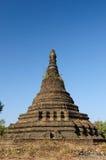 Myanmar (Burma), Mrauk U temple Stock Photos