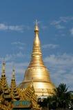 Myanmar (Burma), Shwedagon Paya in Yangon Stock Images