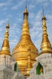 Myanmar (Burma), Shwedagon Paya in Yangon Stock Image