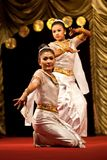 Myanmar Classical Dance Stock Photography