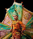 Myanmar Classical Dance Royalty Free Stock Image