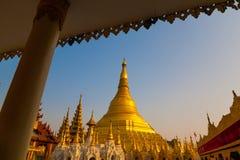 myanmar Día de Shwedagon fotos de archivo