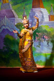 Myanmar dans royaltyfria foton