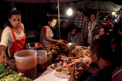 Myanmar eat culture. So interest royalty free stock image