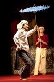 Myanmar folk Dance Stock Photography