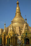 Myanmar, Golden Stupa Royalty Free Stock Photo