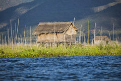 Myanmar, Inle Lake Royalty Free Stock Images