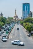 Myanmar-Leben Lizenzfreie Stockfotos