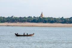 Myanmar life Stock Photography