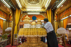 Myanmar life Stock Images