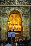Myanmar life Royalty Free Stock Photo