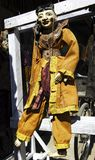Myanmar, Mandalay: Handicraft, marionette Stock Photos