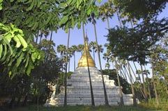 Myanmar, Mandalay: Pagoda Stock Image