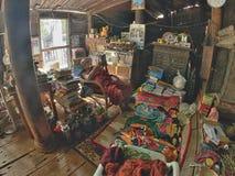 Myanmar Mandalay Yadana Hsemee Monk living stock images