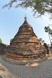 Myanmar Mandalay Yadana Hsemee pagoda complex stock photography