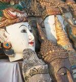 Myanmar mask Stock Photos