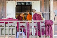 Myanmar michaelita ` s obraz stock