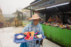 Myanmar people Stock Photos